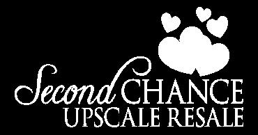 Second Chance Upscale Resale Logo.